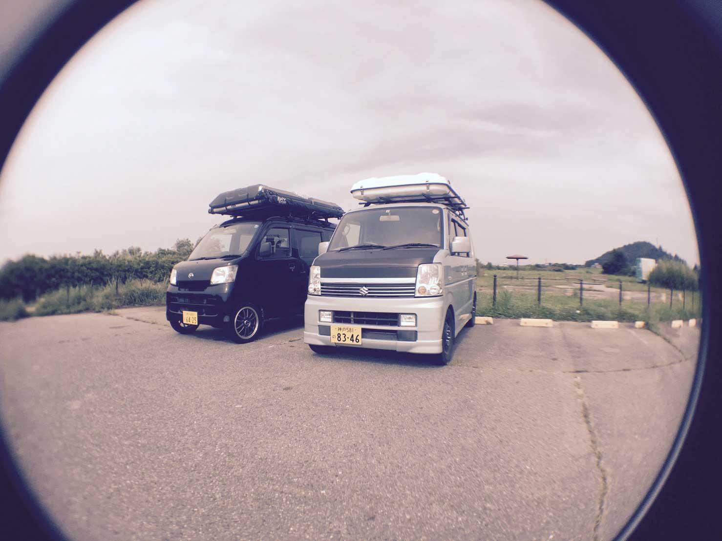 加古川市軽キャンピングカー